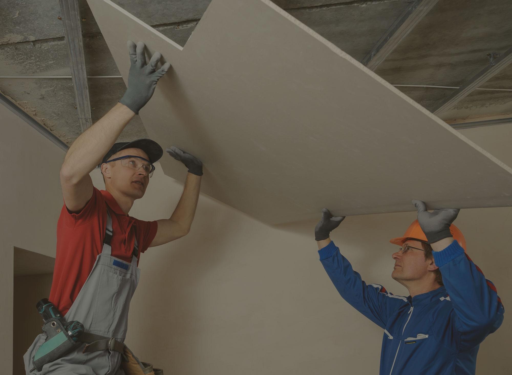 hanging drywall texturing drywall commercial residential fargo north-dakota moorhead minnesota