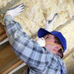 fiberglass blow in home sound insulation